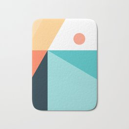 Geometric 1711 Bath Mat