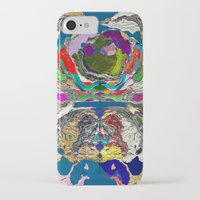 daunt iPhone & iPod Cases featuring Daunt by K Shayne Jacobson