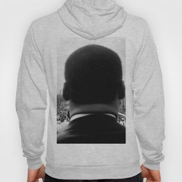 Civil Rights Selma to Montgomery, African American Rights March, March 65 black and white photograph Hoody