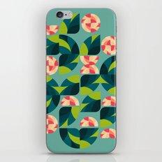 Wild Roses iPhone & iPod Skin
