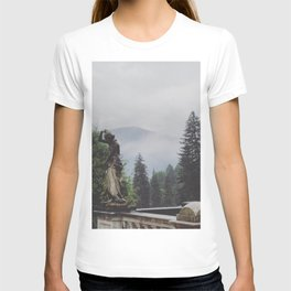 In The Mists of Romania T-shirt