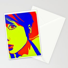 Girls Of MySpace (Kayla) Stationery Cards