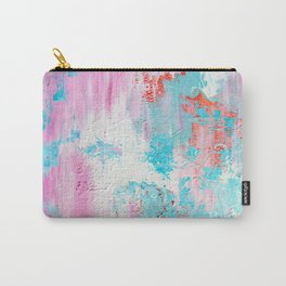 abstract blobs Carry-All Pouch