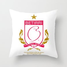 First Star Throw Pillow