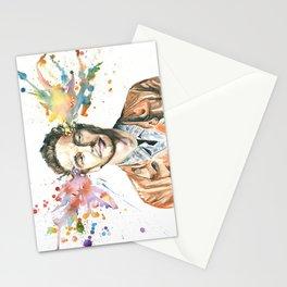 Mind Blown::James Franco Stationery Cards