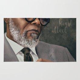 Samuel L. Jackson - Serious Rug