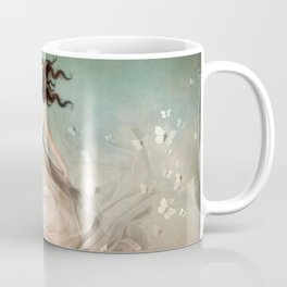 Butterfly Dress Coffee Mug