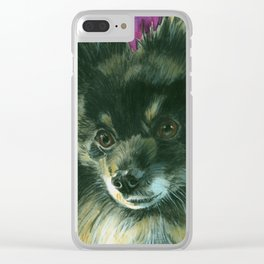 Spencer Clear iPhone Case