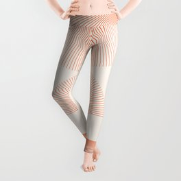 Abstraction_SUN_LINE_ANGEL_POP_ART_Minimalism_020AA Leggings
