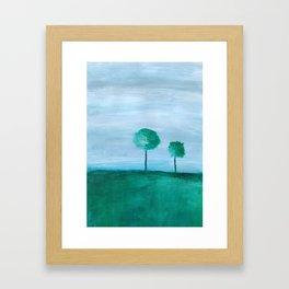 Peaceful Dreams on Hanover Hill Framed Art Print