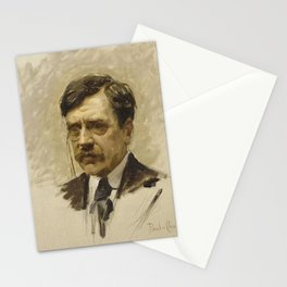 Paul Émile Chabas - Paul Bourget Stationery Cards