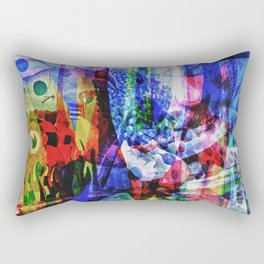 SuperDemon Rectangular Pillow