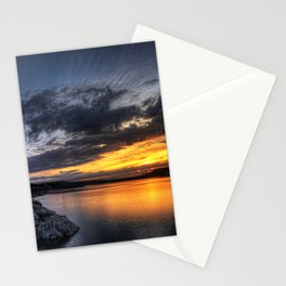 Earth, Air, Fire and Water Stationery Cards