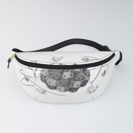 CAT-ION Fanny Pack