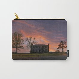 Old House at Sunset Carry-All Pouch