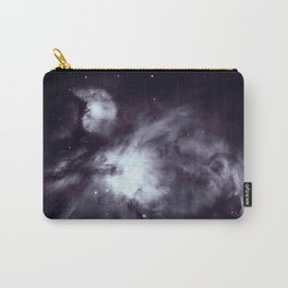 Orion Nebula Pewter Gray Carry-All Pouch