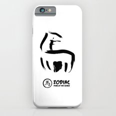 Chinese Zodiac - Year of the Horse Slim Case iPhone 6s