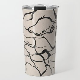 Nymph in the wind Travel Mug