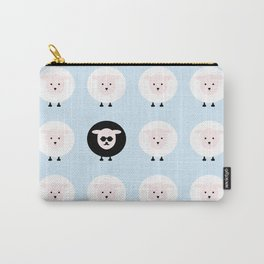 Blue tales of a black sheep Carry-All Pouch