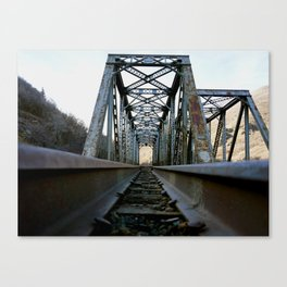 Railways Canvas Print