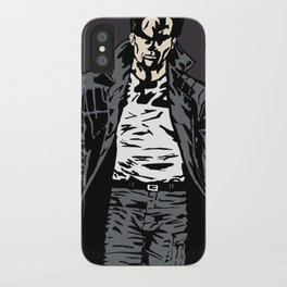 Brooding iPhone Case