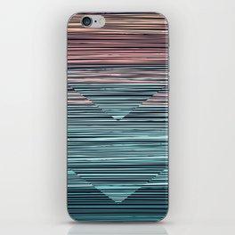 V E R T I C E iPhone Skin