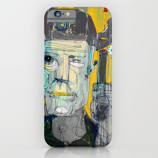 The Good, The Bald & The Ugly iPhone & iPod Case