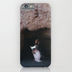 The mermaid that lost her tail iPhone 6s Slim Case