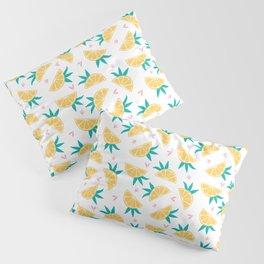 Lemon Slice Toss Pillow Sham
