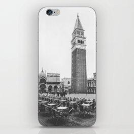 Venezia (Italy) - Piazza San Marco iPhone Skin
