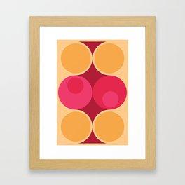 MCM Genie Framed Art Print