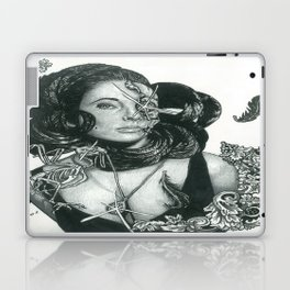 Zombie Liz Taylor Laptop & iPad Skin