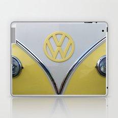 Lemon Yellow V Dub Laptop & iPad Skin