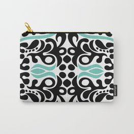 C13D Swirl Pattern Carry-All Pouch