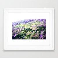 geology Framed Art Prints featuring geology. by zenitt
