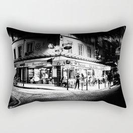 Café le Nazir (Montmartre; Paris) Rectangular Pillow