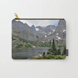 Indian Peaks Wilderness, Colorado Carry-All Pouch