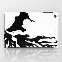 wizard iPad Cases featuring Wizard by Flying Cat Artwork
