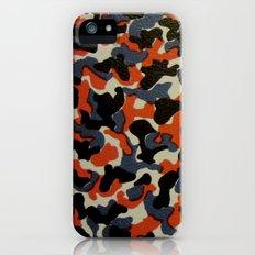 Berlin U-Bahn/S-Bahn Seat Cover Camouflage Pattern Slim Case iPhone (5, 5s)