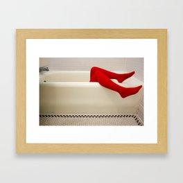 Apartment 23 Framed Art Print