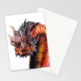 The King Under The Mountain Stationery Cards