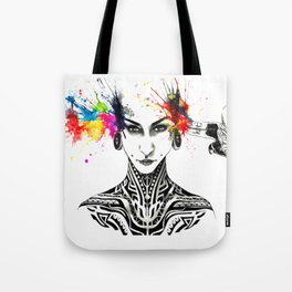 Tattooed forever Tote Bag