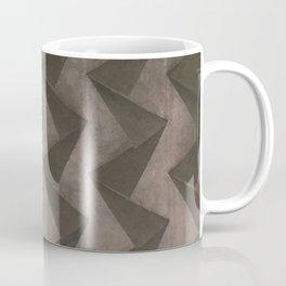 Rusty Origami. Fashion Textures Coffee Mug