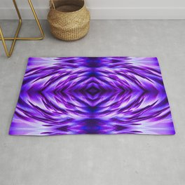 Cyber Monday | Purple Blue Night Rug