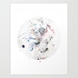 the beauty of impermanence Art Print