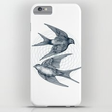Two Swallows Slim Case iPhone 6 Plus