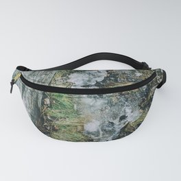 Hiking in the woods Fanny Pack