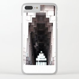 *Title of artwork: Clear iPhone Case