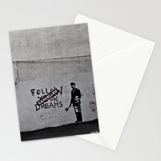 Dreams Cancelled Stationery Cards