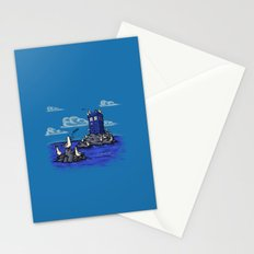 The Seagulls have the Phonebox Stationery Cards